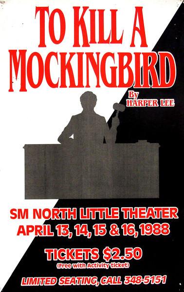 1987-1988c To Kill A Mockingbird