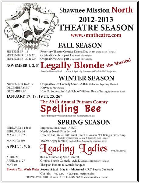 2012-2013a Season poster