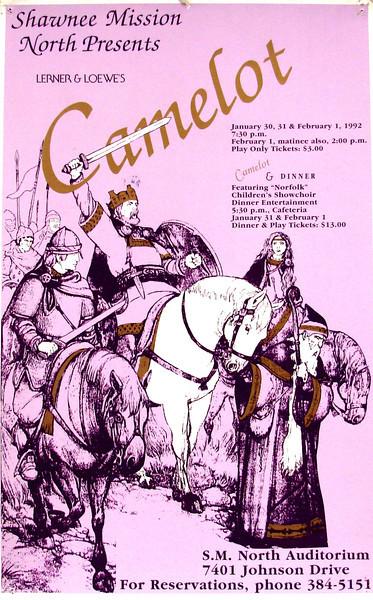 1991-1992 Camelot