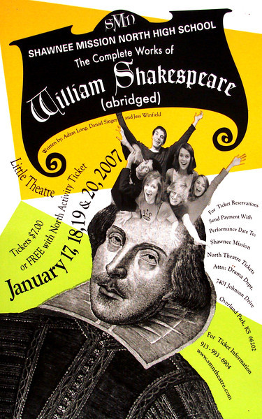 2006-2007b The Complete Works of William Shakespeare (abridged)