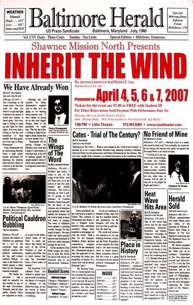 2006-2007c Inherit The Wind