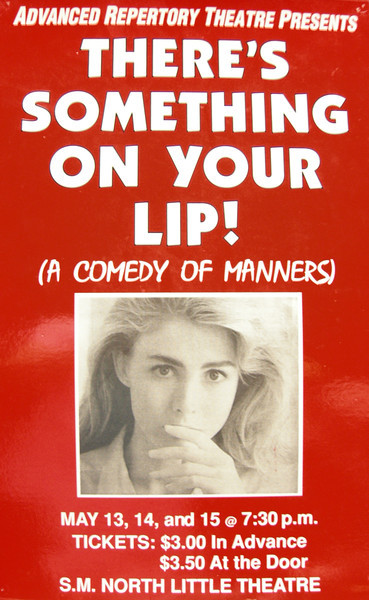 1987-1988 ART spring There's Something On Your Lip