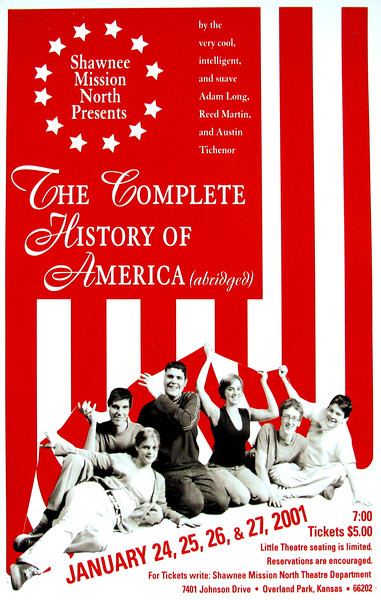 2000-2001c The Complete History of America (abridged)