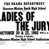 1960-1961a Ladies of the Jury