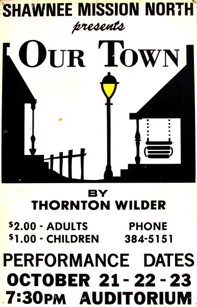 1980-1981c Our Town