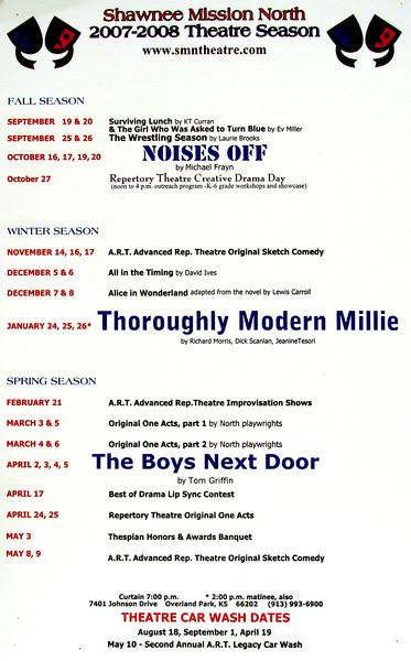 2007-2008 A Season poster