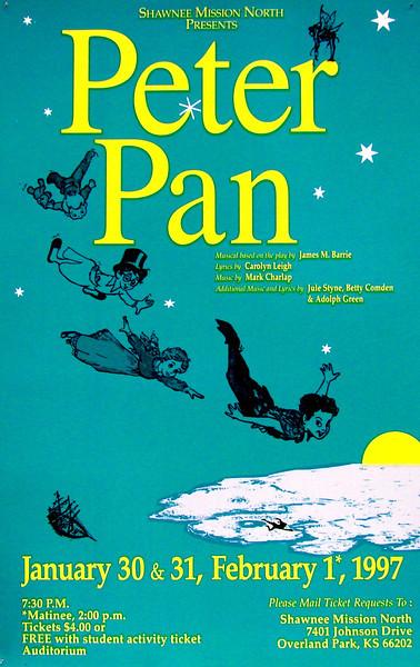 1996-1997b Peter Pan