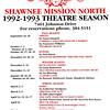 1992-1993 A Season Poster