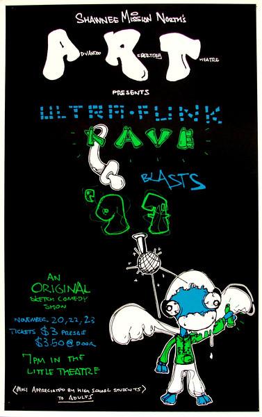 2002-2003 ART fall Ultra Funk Rave