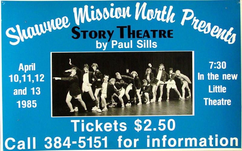1984-1985c spring Story Theatre