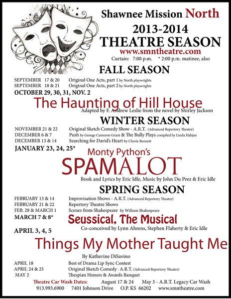 2013-2014a Season poster