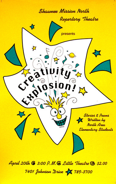 1995-1996 Rep Theatre  Creativity Explosion