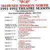1991-1992 A Season Poster