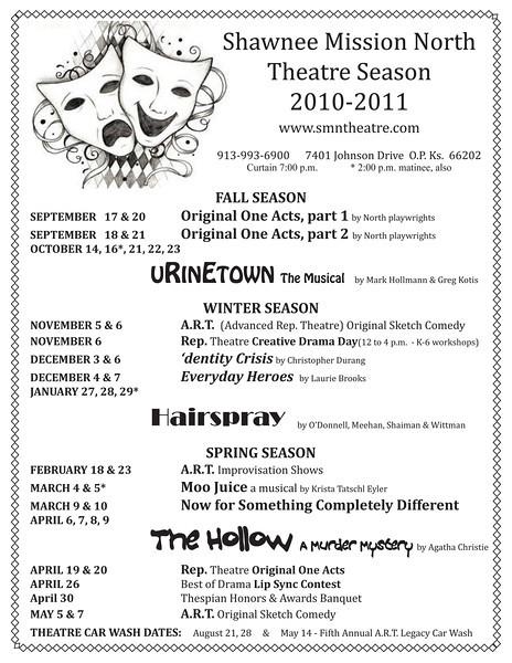2010-2011a Season poster