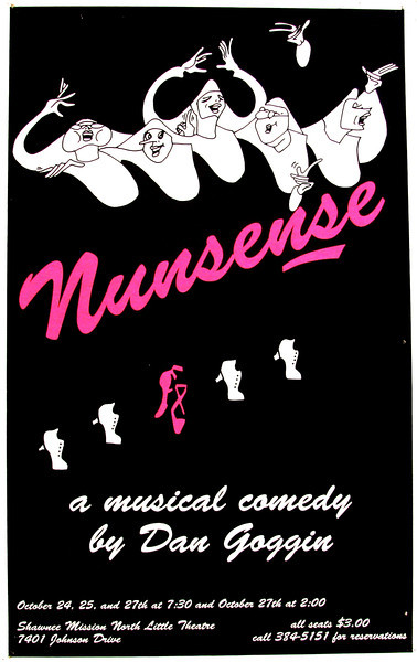 1990-1991 Nunsense