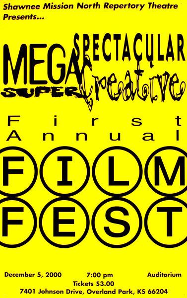 2000-2001b Mega Spectacular Super Creative Film Fest