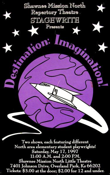 1996-1997 Rep Theatre Destination Imagination