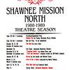 1988-1989 A Season Poster