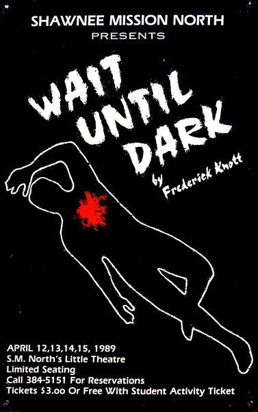 1988-1989c Wait Until Dark