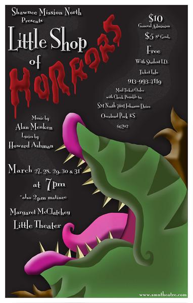 2011-2012c Little Shop of Horrors