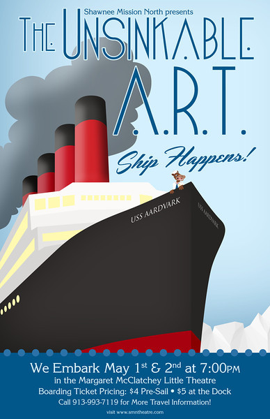 2012-2013f ART spring A A R T  Ship Happens!
