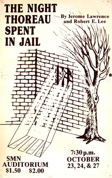 1979-1980b The Night Thoreau Spent in Jail