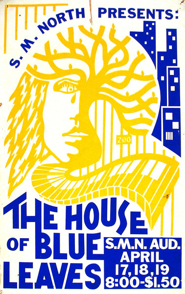 1974-1975 The House of Blue Leaves