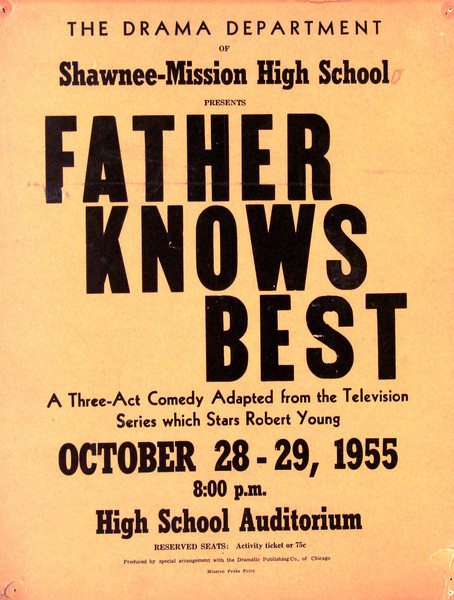 1955-1956 Father Knows Best