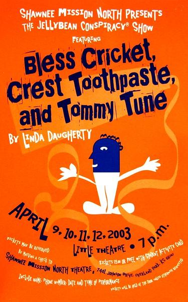 2002-2003c The Jellybean Conspiracy Show
