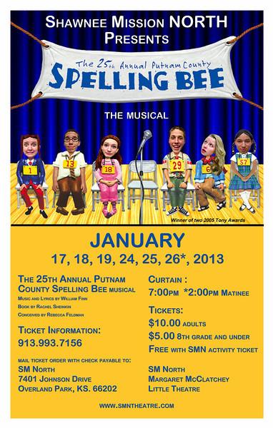 2012-2013d Spelling Bee