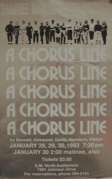 1992-1993b A Chorus Line