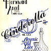 1982-1983Look Homeward Angel - Cinderella -Arsenic and Old Lace
