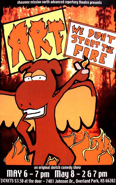 2003-2004 ART spring We Didn't Start the Fire