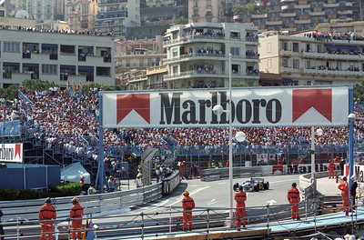 Monte  Carlo F1.