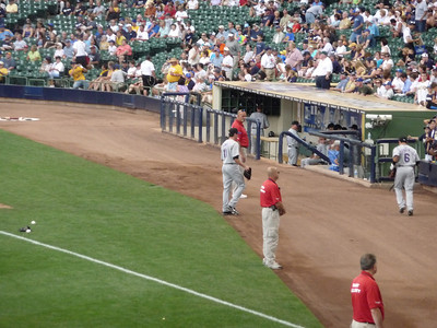 SMELT Run - Brewers Game 2008