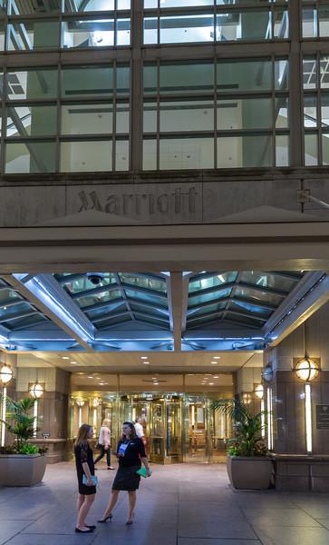 Marriott Hotel, Common Areas, and Improptu Portraits