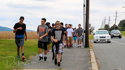 Stewartsville Middle School Walk To Ritas