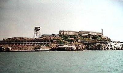 Alcatraz Island Prison