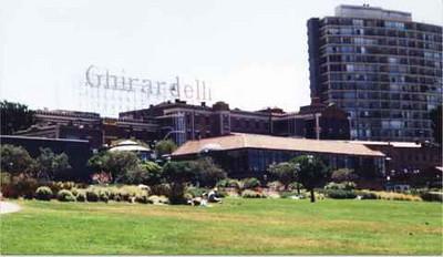 Ghirardeli Square