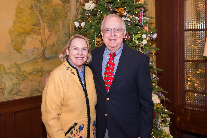 Alumni Holiday Reception - 2017