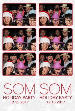 SOM Holiday Party 17'
