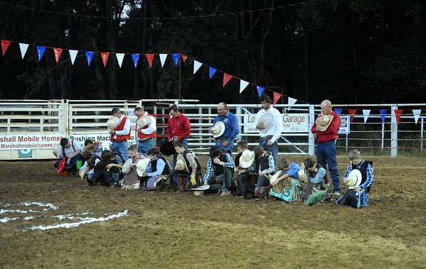 SOUTHERN MINIATURE BULL RIDERS ASSOCIATION 9-7-13