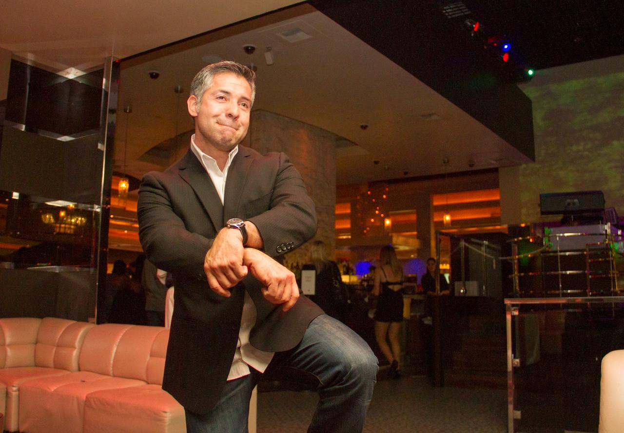 Oscar does Gangnam Style