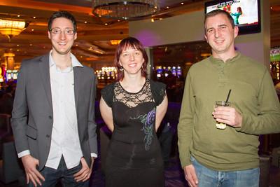 Rene, Elaine, Jeremy