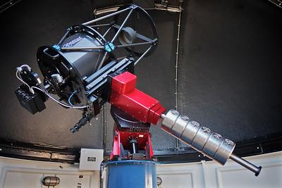SPIRIT 2 Telescope