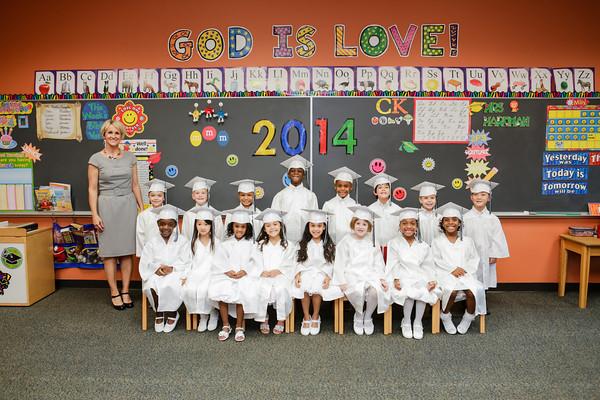 SPPA 2014 Kindergarten Graduation