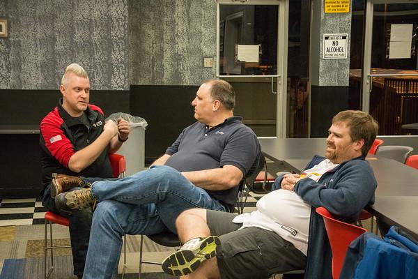 Chris Bell, Rob Baird & Jason Brimhall