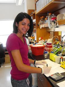 Charise Garber at Washington University in St. Louis