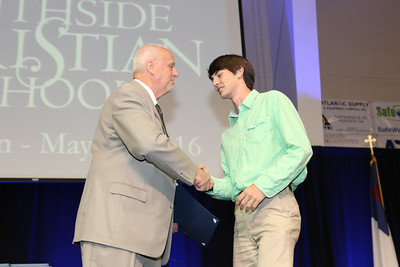 Southside Christian School held their forty-fourth commencement Friday May 27,2016 at 7:30 in the evening.