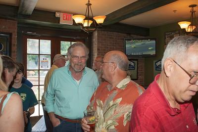 Bob Funk, Charlie Boulware, Kelly Fisher